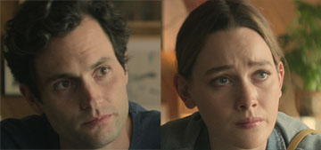 The third season of 'You' tops 'Squid Game' as #1 on Netflix in America