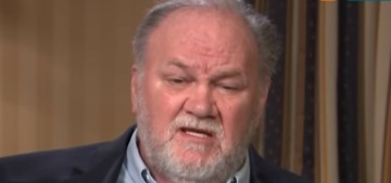 Thomas Markle: 'I will continue' to give TV interviews until Meghan speaks to me