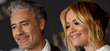 """Rita Ora & Taika Waititi went to 'The Eternals' premiere as well"" links"