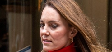 Duchess Kate: 'Addiction is not a choice. No one chooses to become an addict'