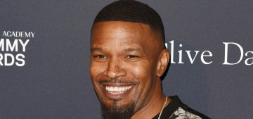 Jamie Foxx on why he never got married: 'I just keep moving'