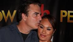 Chris Noth, 54, gets engaged to his 27-year-old baby-mama