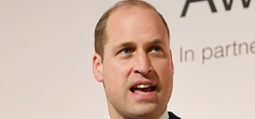 Prince William 'doesn't pull his punches' about conservation… okay?