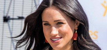 Duchess Meghan is 'using her British title' to 'interfere in US politics' apparently