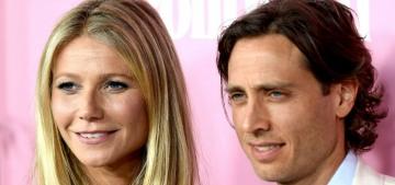 Gwyneth Paltrow says she & Brad Falchuk are 'still in the honeymoon phase'