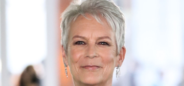 Jamie Lee Curtis on being supportive of her transgender daughter: 'that is my job'
