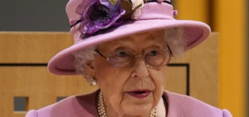 Queen Elizabeth was hospitalized overnight & the palace delayed announcing it