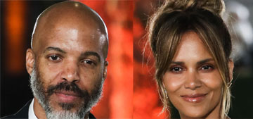 Halle Berry on Van Hunt: 'It was finally my time & the right one showed up'