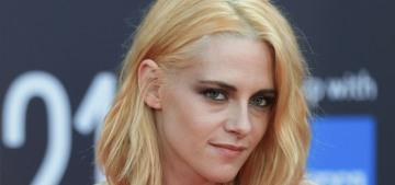 """""""Kristen Stewart isn't interested in playing the Joker to RPattz's Batman"""" links"""
