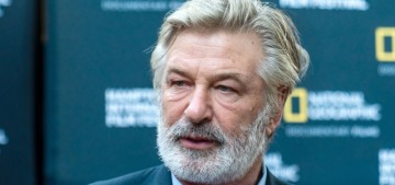 Alec Baldwin is cancelling other projects & looking to take some time to himself