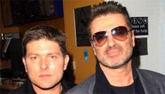 George Michael & his partner of 13 years split (update: denied)