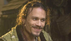 Heath Ledger's final film opens in London; receives mixed reviews
