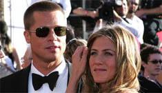 "Recycled tabloid trash: Brad Pitt and Jennifer Aniston's ""secret hotel meeting"""