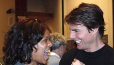 Tom Cruise teaches Harvard students about Thetans