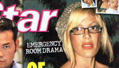 Star: Tori Spelling collapses after reading Dean's ex-wife's book