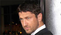 Gerard Butler: the only lady in my life is my pug, Lolita