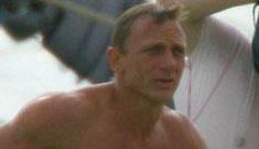 Daniel Craig Picks Bond Girls, Will Be Showing Off His Body Again