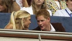 Prince Harry's girlfriend breaks up with him