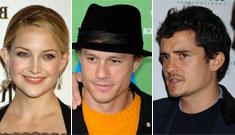 Kate Hudson and Heath Ledger or Kate Hudson and Orlando Bloom?