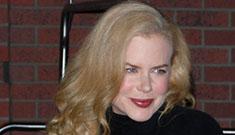 Nicole Kidman Is Going To Court, Eventually