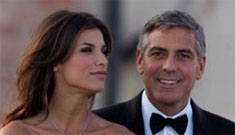 George Clooney lavishes gifts on hooker-esque girlfriend