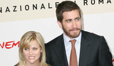 Jake Gyllenhaal and Reese Witherspoon supposedly went to church together