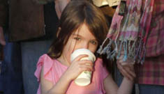 Katie Holmes wins, Xenu loses: Suri enrolled in Catholic pre-school