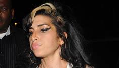 Did Amy Winehouse get a botched boob job?