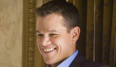 Matt Damon turns down People's Sexiest Man Alive title