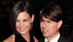 About Katie Holmes' 600 million wedding contract