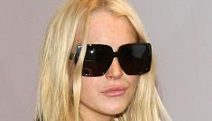 Lindsay Lohan posts more desperate tweets to Samantha Ronson
