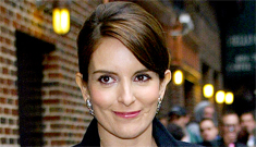 Tina Fey says she was a virgin when she got married at 24