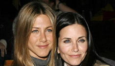 "Jennifer Aniston to make another appearance on Courteney Cox's ""Dirt"""