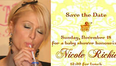 Paris Hilton to host Nicole Richie's baby shower