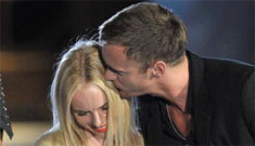Kate Bosworth and Alexander Skarsgard spotted acting like a couple
