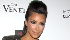 "Life & Style: Kim Kardashian, ""I'm having a baby"" but not really"