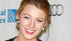 Blake Lively's weird chest-makeup malfunction
