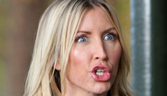 Heather Mills wants you to enjoy a nice glass of rat's milk