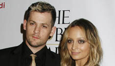 Joel Madden & Nicole Richie are not married – yet