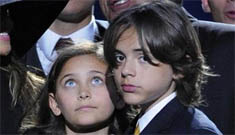 Another paparazzi traffic accident: this time it's Michael Jackson's kids