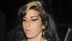 """Amy Winehouse's dad confirms her """"fantastic"""" breast implants"""