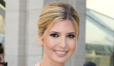 Ivanka Trump marries Jared Kushner on a New Jersey golf course