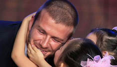 David Beckham Disappoints Cancer Kids By Mistake