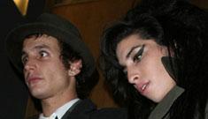 "Amy Winehouse & Blake Fielder-Civil are ""married"" again"