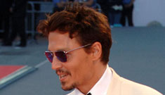 Johnny Depp Buys The Best Presents