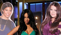 Tyra Banks' lame Halloween costume: Kim Kardashian