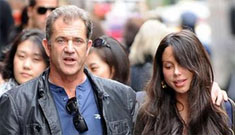 Mel Gibson realizes Oksana is greedy, ambitious, rude & selfish