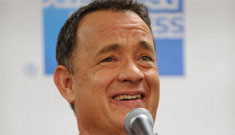 """Tom Hanks' favorite song ever: Beyonce's """"Single Ladies (Put A Ring On It)"""""""