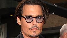 "Johnny Depp, Nicolas Cage & Brad Pitt invest in ""man caves"""