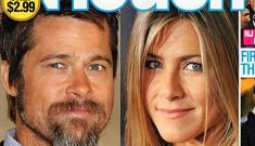 "Brad & Angelina get ""married"" by Maddox, plus triangle drama"